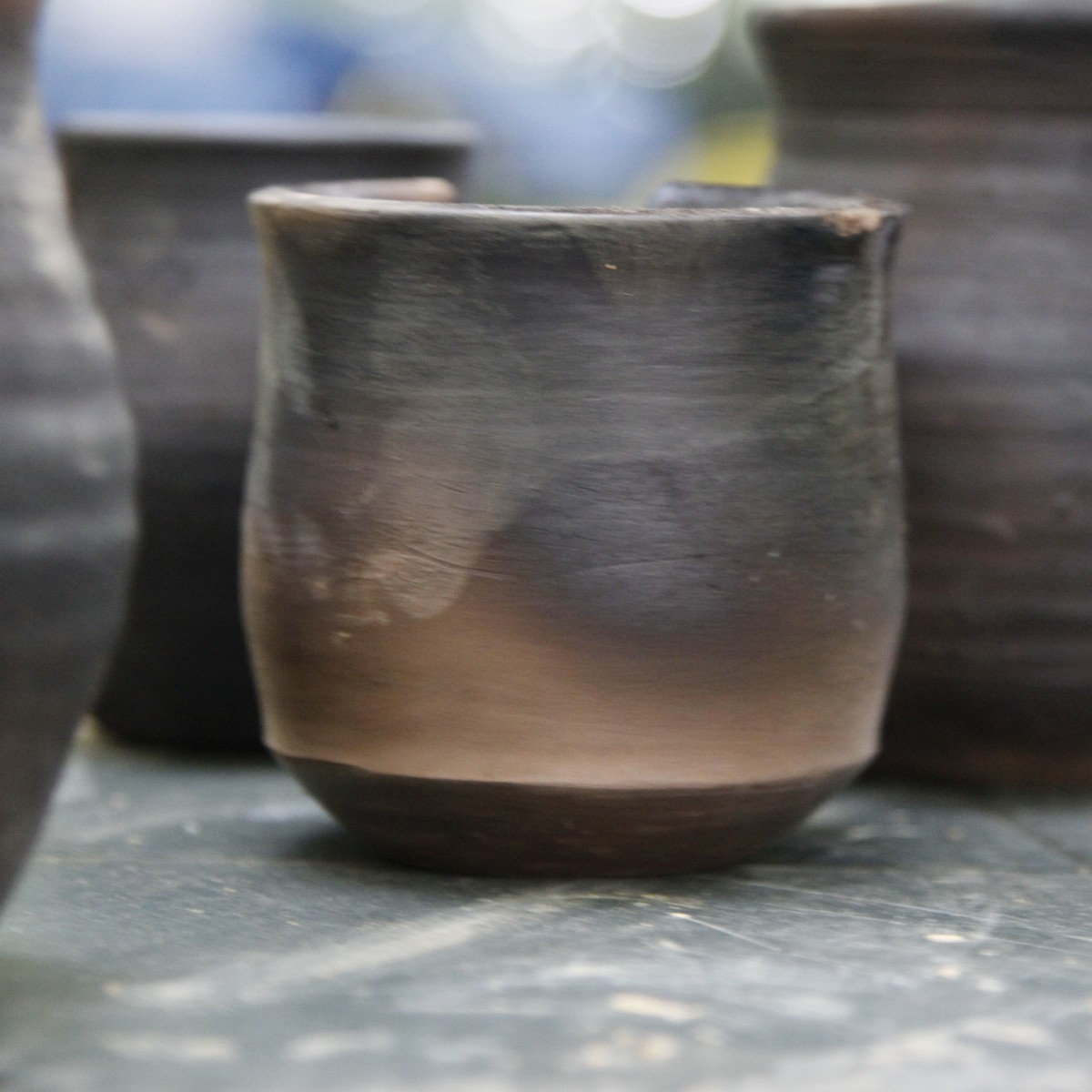 Photo of potteryware